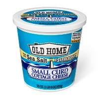 Old Home Sea Salt Small Curd Cottage Cheese - 22oz