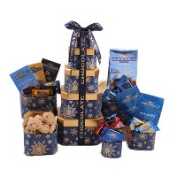 Ghirardelli Chocolate Gift Tower - 2lb