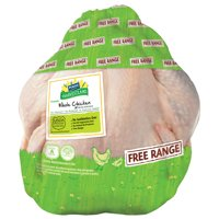 Perdue Harvestland Free Range Fresh Whole Chicken with Giblets (4-6.25 lbs.)