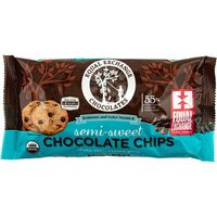 Equal Exchange Semi-sweet Organic 55% Cacao Chocolate Chips