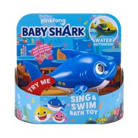ZURU Robo Alive Junior Baby Shark Daddy