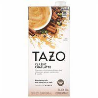 Tazo Tea Tea Concentrate Black Tea