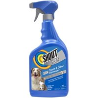 Shout Pro Stain & Odor Remover 32oz