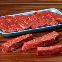 Kirkland Signature USDA Prime Beef Loin Top Sirloin Cap Steak Boneless