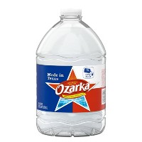 Ozarka Brand 100% Natural Spring Water - 101.4 fl oz Jug