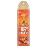 Glade Room Spray 1 CT, Pumpkin Spice Things Up, 8 OZ. Total, Air Freshener