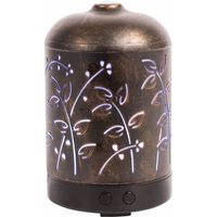 "Ambi Escents 6"" Bronze Country Diffuser & Canopy Set"