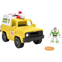 Imaginext Toy Story Buzz Lightyear & Pizza Planet Truck