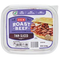 H-E-B Sliced Roast Beef