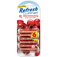 American Covers 09430T Cherry Vent Stick Pack of 6