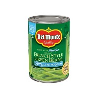 Del Monte French Style Green Beans - 14.5 oz