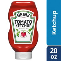 Heinz Tomato Ketchup, 20 oz Bottle