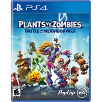 Plants vs. Zombies: Battle for Neighborville, Electronic Arts, PlayStation 4, 014633370768