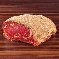 Kirkland Signature USDA Choice Seasoned Standing Rib Roast Bone In