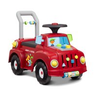 Radio Flyer, Tinker Truck, Ride-on and Push Walker, Multi-Color