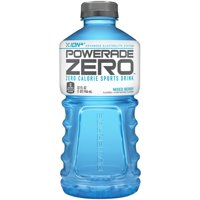 Powerade Zero Sports Drink, Mixed Berry, 32 Fl Oz, 1 Count