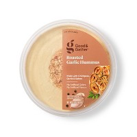 Roasted Garlic Hummus - 10oz - Good & Gather™