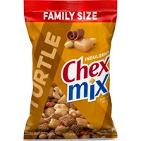 Chex Mix Indulgent Turtle Snack Mix, 14 oz Family Size