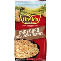 Ore-Ida Shredded Hash Frozen Brown Potatoes - 30oz
