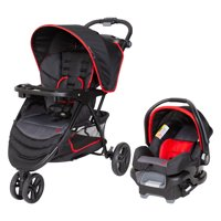 Baby Trend EZ Ride Travel System, Mars Red