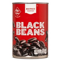 Black Beans 15.5 oz - Market Pantry™