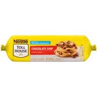 NESTLE TOLL HOUSE Chocolate Chip Cookie Dough 30-Oz. Tub