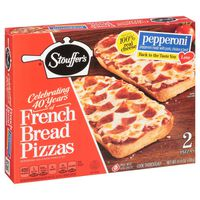 Stouffer's FRENCH BREAD PIZZA Pepperoni Pizza