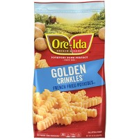 Ore-Ida Golden Crinkles Frozen French Fries - 32oz