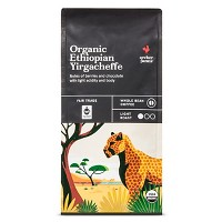 Organic Ethiopian Yirgacheffe Light Roast Whole Bean Coffee - 10oz - Archer Farms™