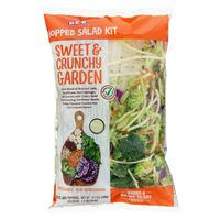 H-E-B Sweet & Crunchy Garden Chopped Salad Kit