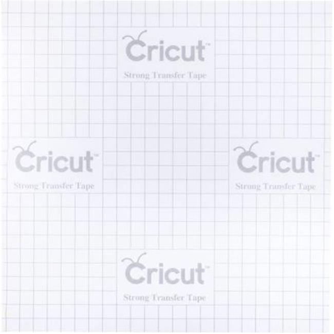 Cricut 12 x 48 in. Strong Grip Transfer Tape