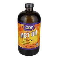 Now Mct Oil Dietary Supplement