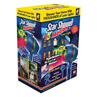 As Seen on TV Star Shower Laser Motion, Christmas Lights
