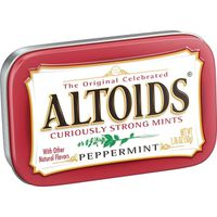 Altoids Peppermint Mints Single Pack