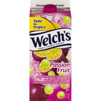 Welch's Fruit Juice Cocktail Blend Passion Fruit