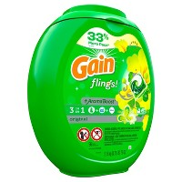 Gain flings! Original Laundry Detergents - 96ct