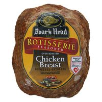 Boar's Head Rotisserie Seasoned Roasted Chicken Breast