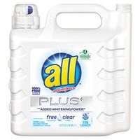 All Free&Clear Liquid Laundry Detergent, 237 fl oz