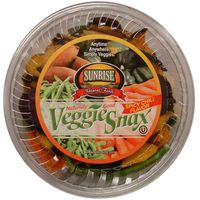 Sunrise Natural Foods Veggie Snax Chili Flavor