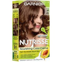Garnier Nutrisse Nourishing Color Creme 60 Light Natural Brown