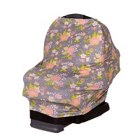 J.L. Childress 4-in-1 Multi-Use Cover Vintage Floral