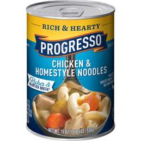 Progresso Soup, Chicken & Homestyle Noodles, Rich & Hearty
