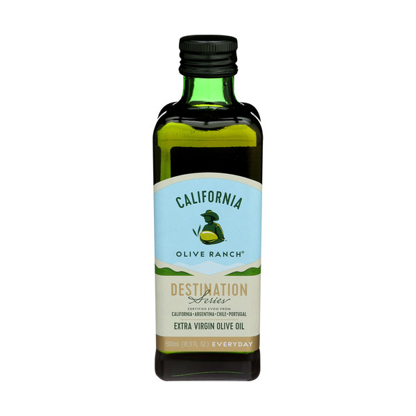 California olive ranch Everyday Extra Virgin Olive Oil (500ml), 16.9 fl. oz.