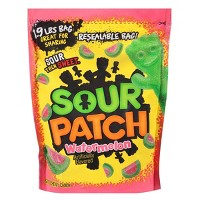 Sour Patch Watermelon Soft & Chewy Candy - 30oz