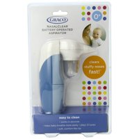 Graco Baby BebeSounds Nasal Clear Aspirator