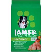 Iams ProActive Health Minichunks Adult Super Premium Dog Food