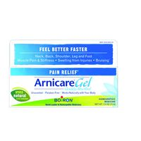 Boiron Arnicare Gel Pain Relief Unscented