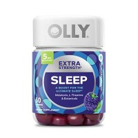 Olly Extra Strength Sleep Gummies - Blackberry Mint - 50ct