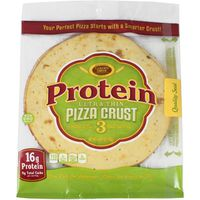 Golden Home Pizza Crust, Ultra Thin, Protein