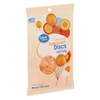 Great Value Butterscotch Discs Hard Candy, 10 oz